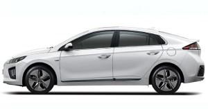 Hyundai testeaza conducerea autonoma, pe un concept Ioniq