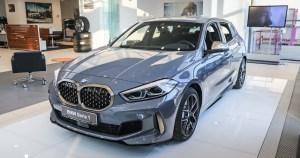 Noul BMW Seria 1 debuteaza in Romania