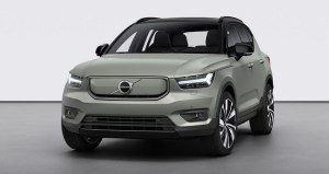 Volvo a prezentat XC40 Recharge, primul sau model 100% electric