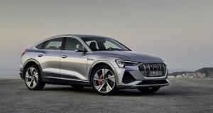 Audi e-tron Sportback, un SUV-coupé inovativ