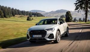 Noul Q3 Sportback, primul crossover compact de la Audi, este disponibil si in Romania