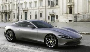 "Ferrari Roma, un ""mic"" GT de 620 CP!"