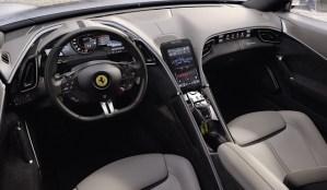 Primul SUV Ferrari va prelua platforma tehnică de la noul model GT, Roma
