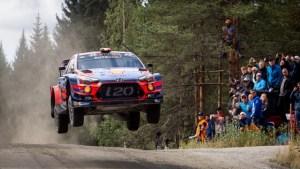 WRC 2021, calendarul provizoriu