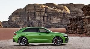 Cel mai puternic SUV coupé de pe piață: Audi RS Q8