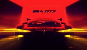 BMW M4 GT3 va ajunge pe circuite în 2022, pentru segmentul Customer Racing