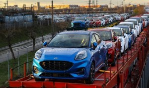 Ford is the leader of the import car market in Romania