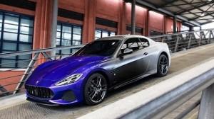 Sfarsit de cariera pentru Maserati GranTurismo