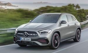 A doua generație Mercedes GLA (2020) – prezentare pe scurt