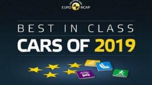 Cele mai sigure mașini din 2019 – Euro NCAP Best in Class