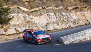 WRC: Thierry Neuville (Hyundai) a câștigat Raliul Monte-Carlo