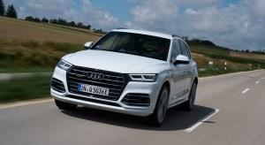 Audi lansează în România Q5 TFSI e quattro, unul dintre primele sale modele hibrid plug-in