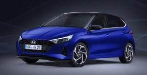 Primele imagini oficiale cu a treia generație Hyundai i20