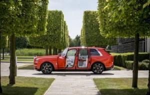 """Rolls Royce și Lamborghini, două exemple perfecte pentru """"efectul SUV"""""""