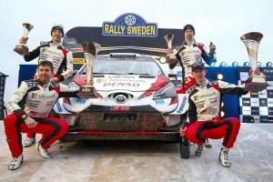 WRC, Raliul Suediei: Elfyn Evans, la prima sa victorie cu Toyota