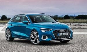 Audi A3 a ajuns la cea de-a patra generație