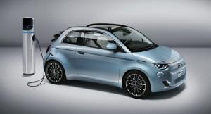 Noul FIAT 500 va fi oferit exclusiv în versiune electrică