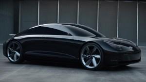 Conceptul Prophecy anticipează stilul viitoarelor modele electrificate de la Hyundai