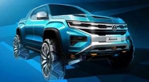 Volkswagen anunță a doua generație Amarok
