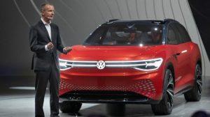 """""""Mai avem o cale lungă de parcurs!"""" – Herbert Diess, CEO Volkswagen Group, despre Tesla"""