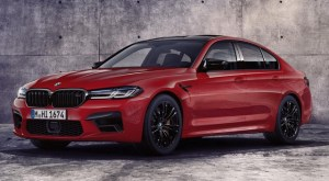 BMW M5 (2020) - facelift discret