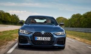 Noul BMW Seria 4 Coupe (2020) - un plus de aroganță și multă tehnologie mild hybrid