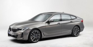 BMW Seria 6 Gran Turismo facelift (2020)