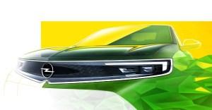 Noul Opel Mokka va avea un design schimbat radical, inspirat de legendarul Manta