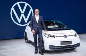 Marca Volkswagen are un nou președinte: Ralf Brandstätter