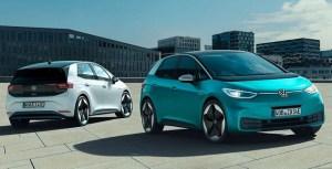 Debut cu stângul pentru Volkswagen ID.3