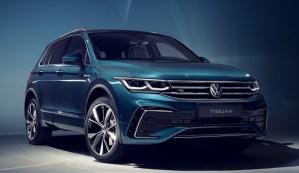 Volkswagen Tiguan facelift vine cu un nou look și motorizări inedite