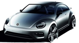 Volkswagen a înregistrat numele e-Beetle