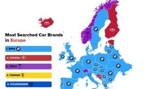 Care sunt cele mai căutate mărci auto pe Google