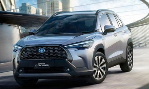 Nou SUV compact Toyota Corolla Cross nu va ajunge în Europa