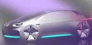 Volkswagen ID.1 va fi lansat în 2025, ca înlocuitor al actualului model electric e-Up!
