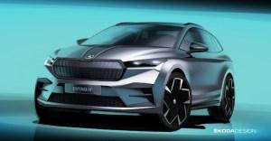 Acesta este Enyaq, primul SUV 100% electric de la Skoda