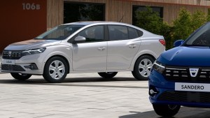 Primele imagini oficiale cu a treia generație Dacia Sandero, Sandero Stepway și Logan