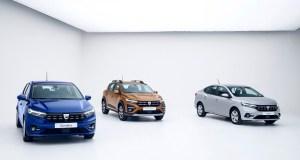 A treia generație Dacia Logan și Sandero renunță la diesel și vine cu motorizări doar în trei cilindri