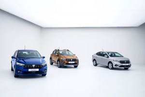 Dacia Logan / Sandero / Stepway (2020)