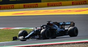 Formula 1: Hamilton s-a impus în Toscana, într-o cursă plină de evenimente