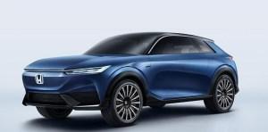 Honda e:Concept prefigurează un viitor SUV 100% electric