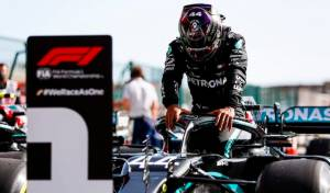 Hamilton a scris istorie în Portugalia, depășind recordul de victorii în F1 deținut de Schumacher