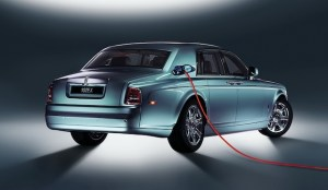 Primul Rolls-Royce electric își va face apariția până în 2030