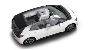 ID.3, compacta electrică de la Volkswagen, a fost testată de Euro NCAP