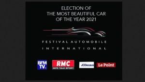 Cea mai frumoasă mașină a anului 2021 va fi aleasă prin vot online
