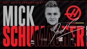 Mick, fiul lui Michael Schumacher, va debuta în Formula 1, la Haas