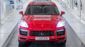 Povestea de succes a unui Porsche …altfel: Cayenne, la un milion de exemplare produse
