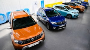 Piața auto din România a scăzut în 2020 cu 22%