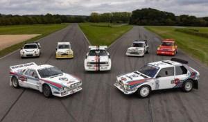 Licitație inedită în Franța, cu automobile de raliuri din era nebună a Grupei B