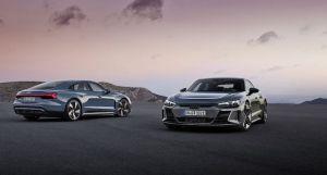 e-tron GT, primul grand coupe electric de la Audi, în sfârșit în versiune de serie!
